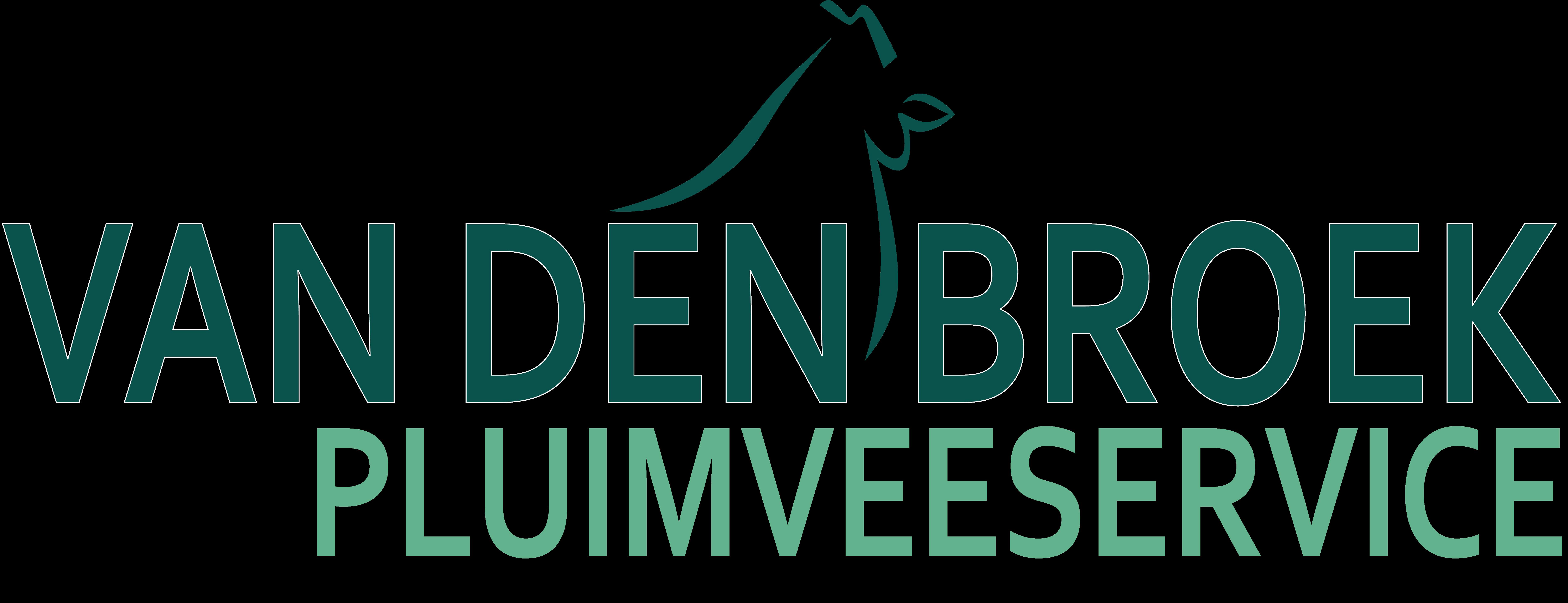 Logo Van den Broek Pluimveeservice kleur